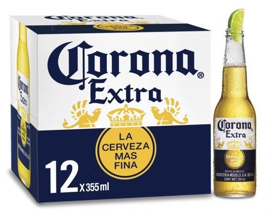 La vente de la bière Corona, associée avec le Coronavirus, en chute libre