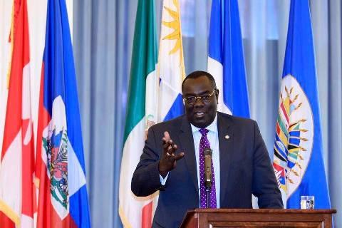 Barbade-3e Réunion Inter session des Chefs d'Etat et de Gouvernement: Jovenel Moïse se fait représenter par Bocchit Edmond