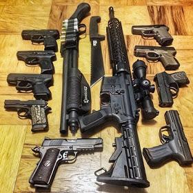 Lutte contre le trafic d'armes-Cap-Haïtien: l'AGD confisque 2 armes, plusieurs munitions, interpelle 4 personnes