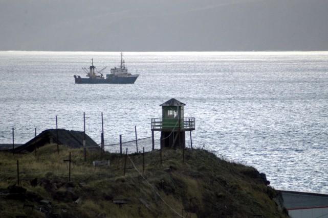 Séisme de magnitude7,5 au large des îles Kouriles en Russie