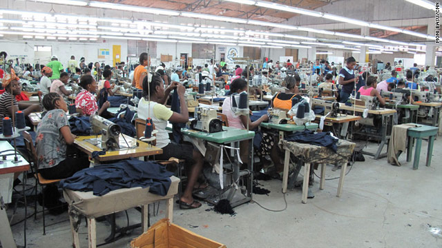 Coronavirus-Fermeture des usines textiles: 343 millions de gourdes seront disponibles pour aider les ouvriers