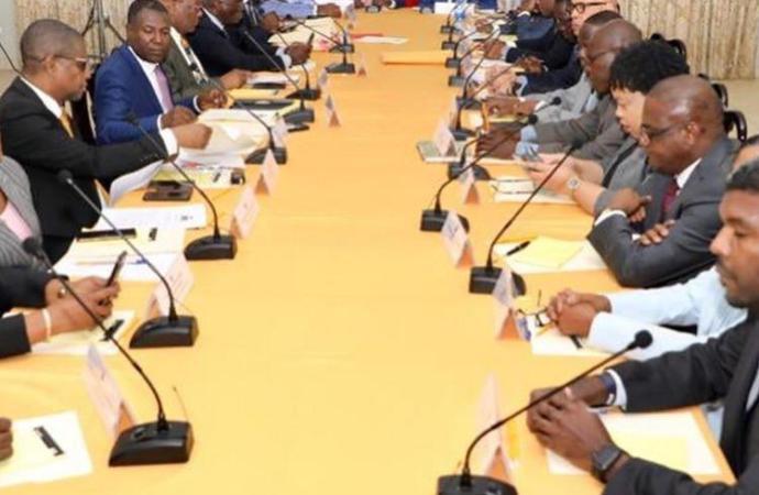 Conseil des ministres: Jovenel Moïse promet d'apporter solution aux problèmes sociaux