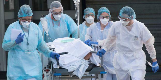 Coronavirus: plus de morts aux États-Unis que le bilan officiel chinois