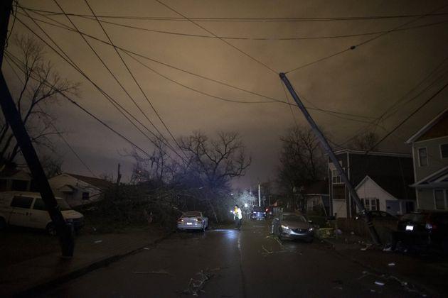 États-Unis: de violentes tornades font au moins 22 morts dans le Tennessee