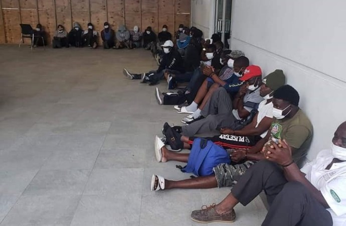 Bahamas: arrestation de plus d'une centaine d'Haïtiens