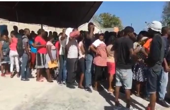 Haïti-Coronavirus: l'ONI passe outre les mesures préventives