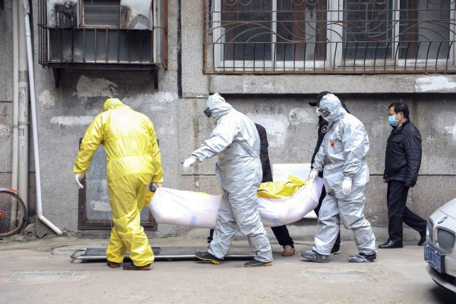 Washington pense que Pékin a menti sur le nombre de morts liés à la COVID-19