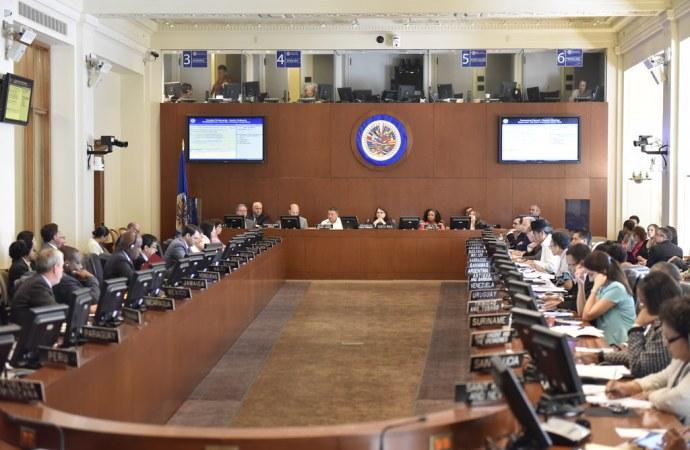 Covid-19 : Haïti a présidé la première réunion virtuelle de l'histoire de  l'OEA