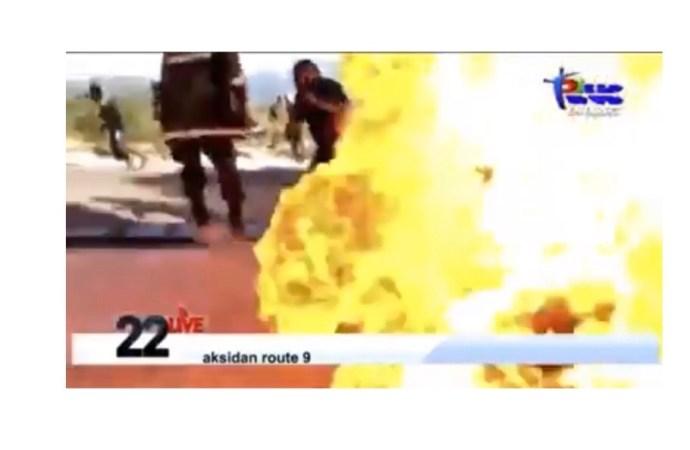 Cité Soleil : une explosion d'un camion-citerne fait plusieurs blessés