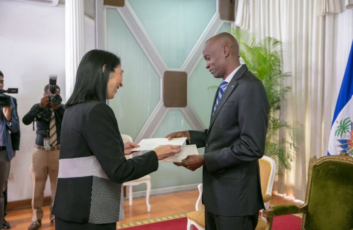 Coronavirus : Les Etats-Unis octroient 13,2 millions de dollars à Haïti