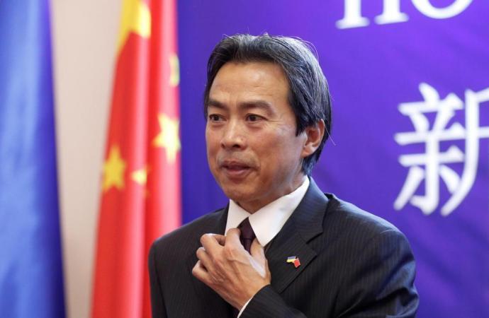 Diplomatie: Décès de l'ambassadeur de la Chine accrédité en Israel