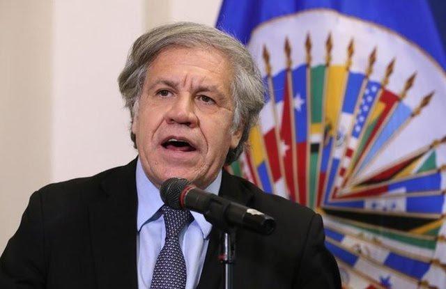 » Le mandat de Jovenel Moïse arrivera à terme le 7 février 2022 «, dixit Luis Almagro