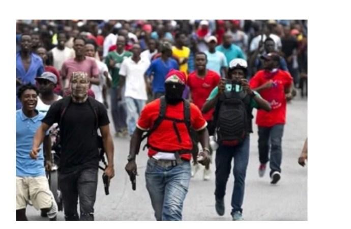 Éditorial: Assistons-nous à la gangstérisation de la PNH?