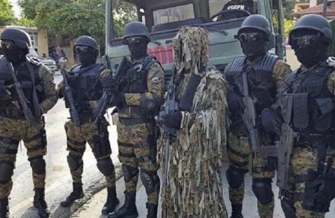 Mort suspecte d'un agent de police de l'Unité de la sécurité générale du Palais national