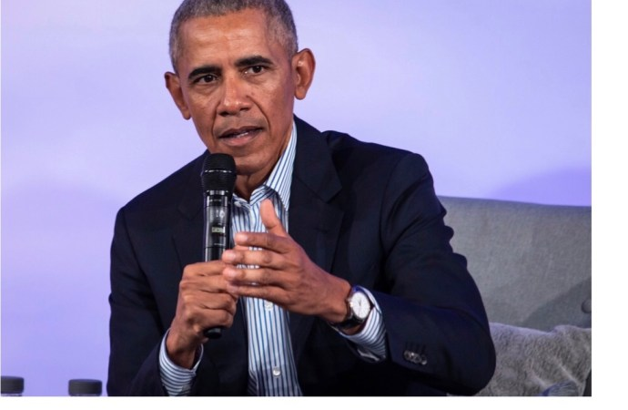 """""""La Mort de George Floyd ne doit pas être considéré comme normal aux Etats-Unis""""  a réagi Barack Obama"""