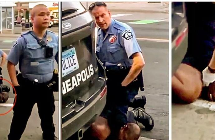 Quatre policiers limogés après la mort d'un Noir lors de son interpellation aux Etats-Unis