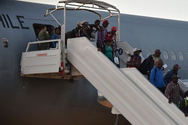 Coronavirus: 123 déportés haïtiens testés négatifs