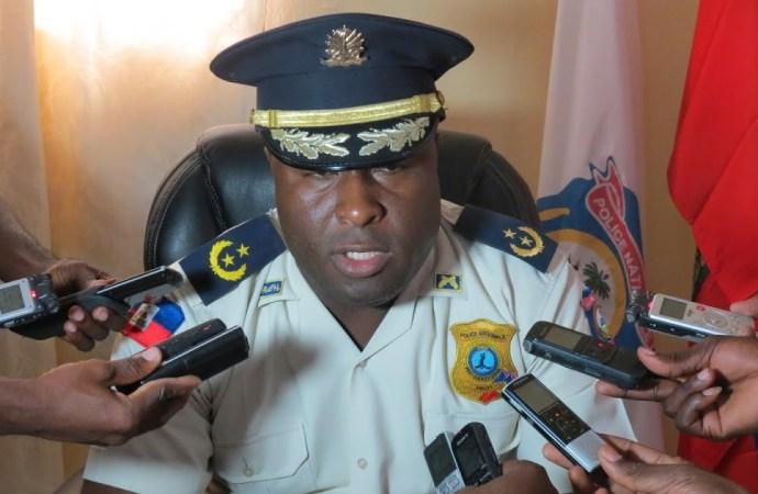 Haïti-Coronavirus : le commissaire divisionnaire, Berson Soljour touché par la maladie