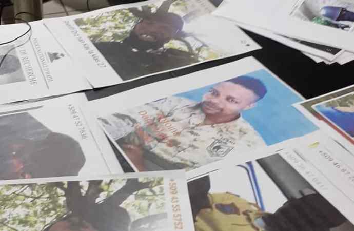 «Fantôme 509 prévoit d'attaquer le cortège présidentiel», Lucmane Delille dixit