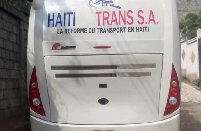 Détournement d'un autobus de la compagnie Haïti-Trans par des bandits