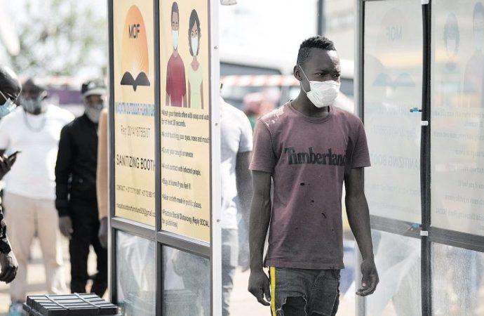 Coronavirus:  Haïti compte 3538 infectés, 54 morts