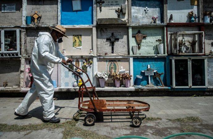 Le Mexique devient le quatrième pays le plus endeuillé – Le Temps
