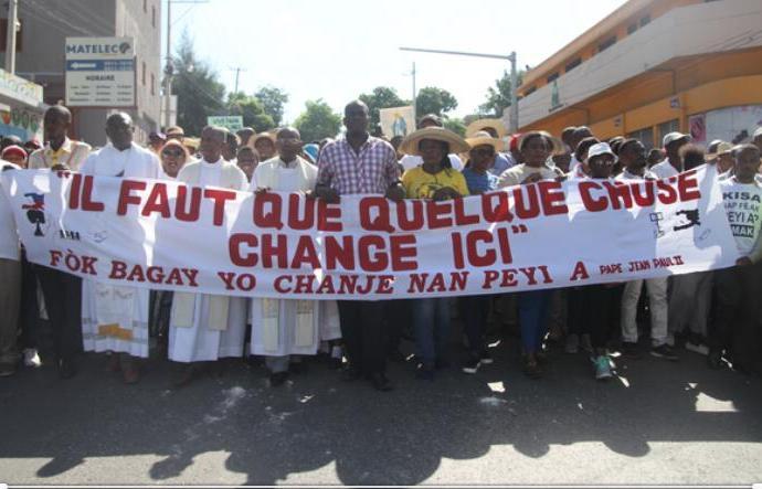 """Code Pénal : Le secteur protestant organise ce dimanche une marche pacifique contre """"l'immoralité"""""""