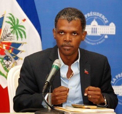 Mandat présidentiel: Mathias Pierre défend Jovenel Moïse