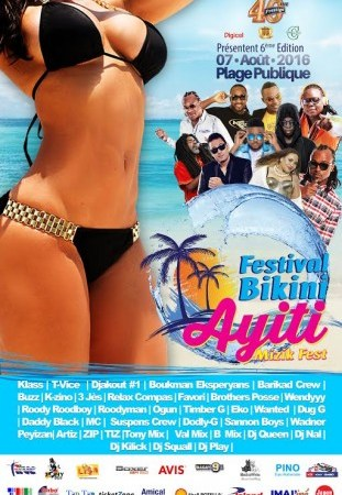 Culture: Annulation du festival Bikini