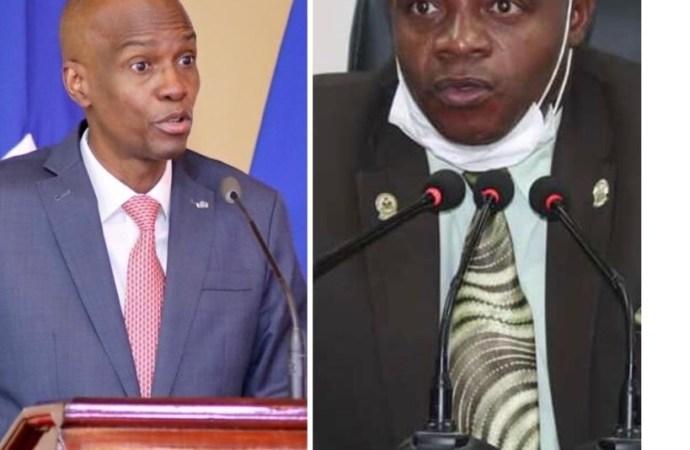 Monsieur le Président, à quoi sert votre ministre de la justice?