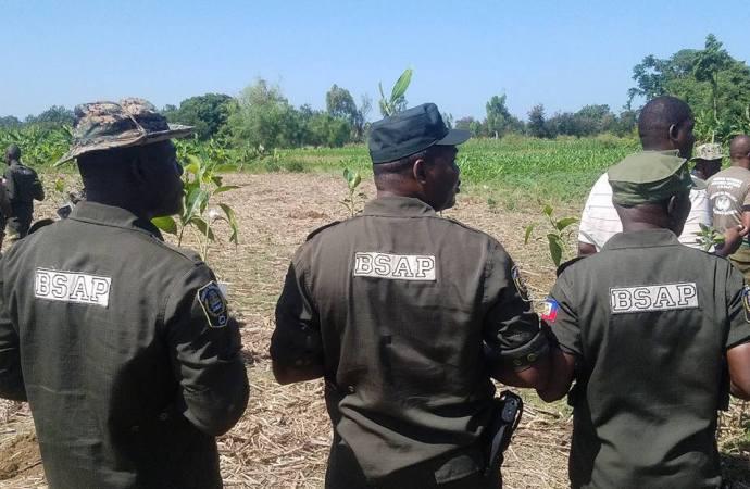Cap-Haïtien : un agent de la BSAP libéré de force par ses collègues