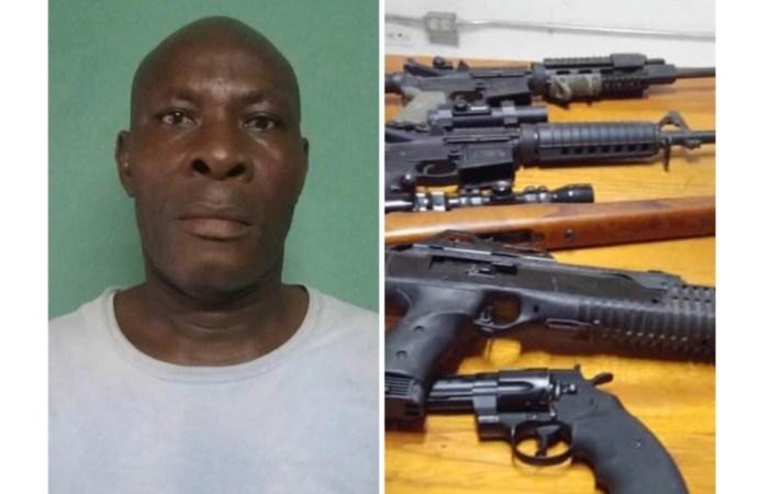 Tabarre-Opération policière : Une personne appréhendée, des armes à feu et véhicules confisqués