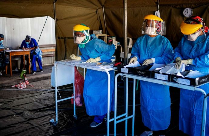 Coronavirus : Le taux de létalité a encore grimpé