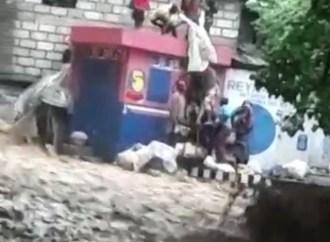 Tempête tropicale Laura : À Pétion-Ville, deux commerçantes emportées par les eaux