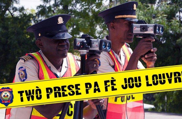 Rentrée scolaire : La direction de la police routière prête à  accompagner les écoliers
