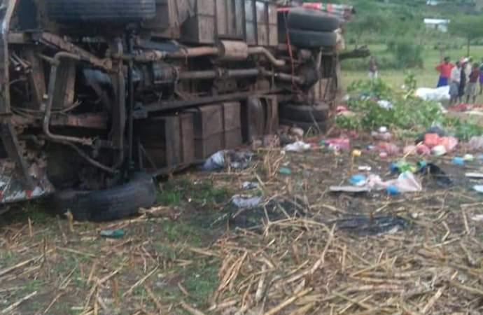 Accident de la circulation : plus de 60 victimes enregistrés dont 7 décès