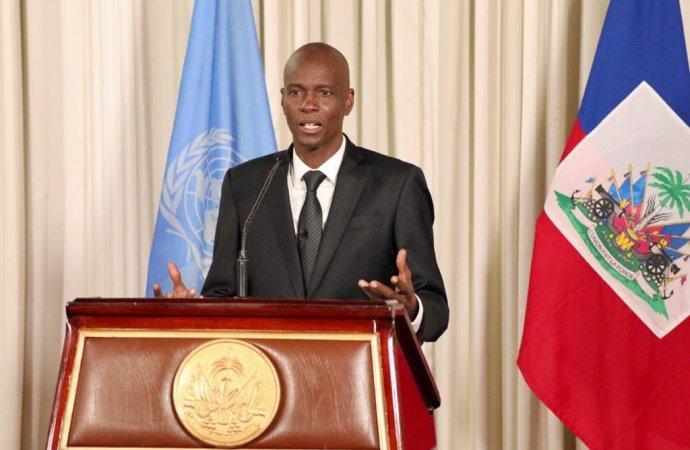 75 session ordinaire de l'ONU : Jovenel Moïse milite pour un système multilatéral plus solidaire et efficace
