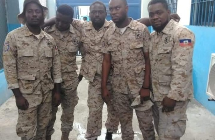 Affaire Dorval : libération des cinq policiers !