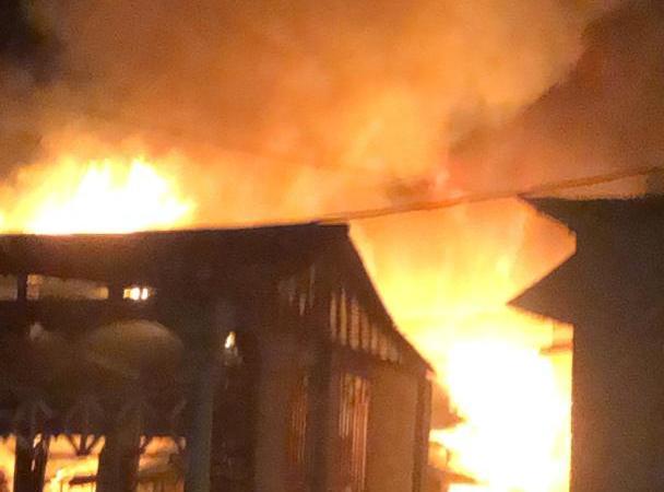 Evasion, un restaurant appartenant à Berson Soljour, a été incendié