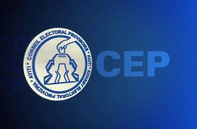 Installation ce mardi des membres du CEP