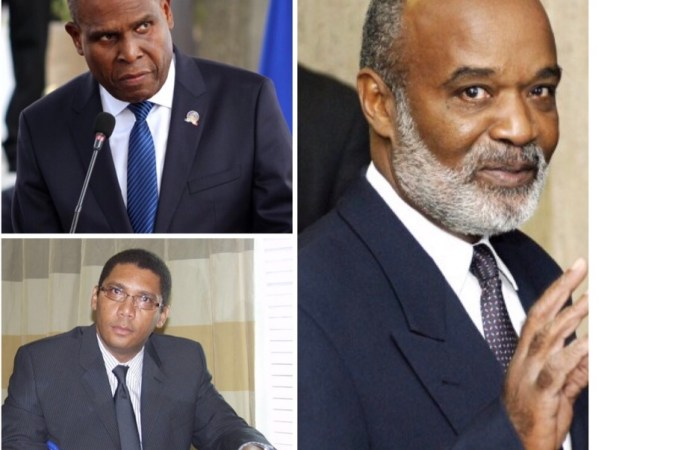 Jean Henry Céant, Charles Castel, René Préval ont causé la faillite de Socabank, accuse Franck Ciné