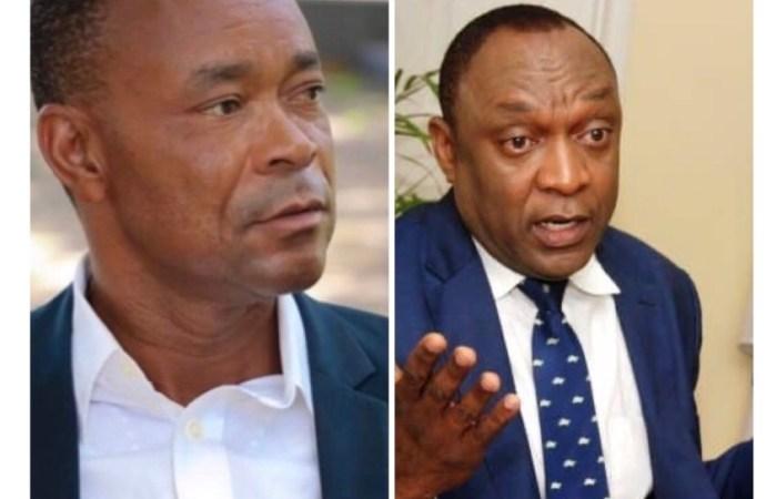 Youri Latortue, accusé de corruption et de détournement des fonds PetroCaribe