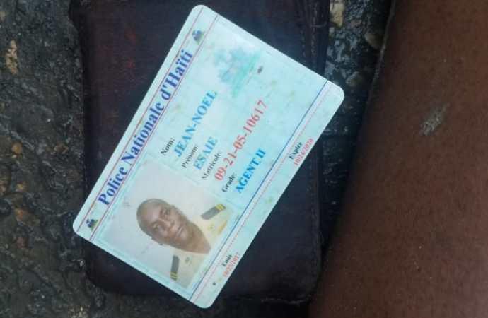 Insécurité : un policier tué au Centre-Ville