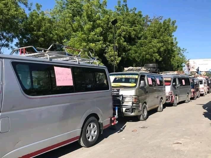 Circulation : La route nationale numéro 2 sera bloquée le 25 octobre, annoncent des chauffeurs