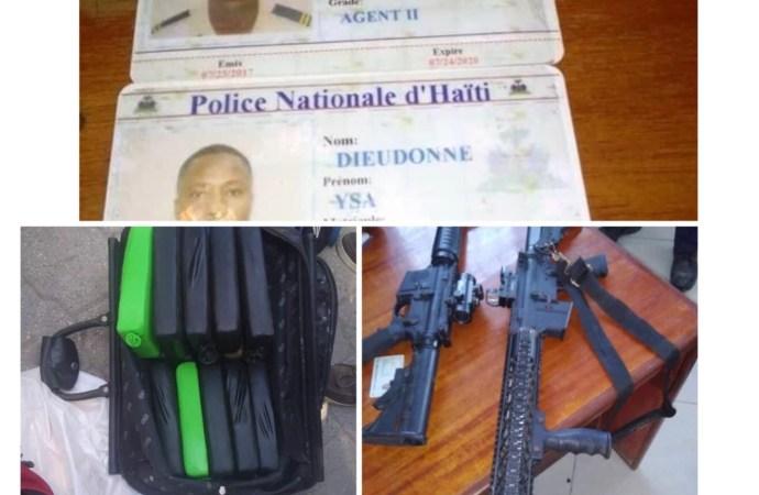 Le narcotrafiquant Eddy One arrêté à Léogane
