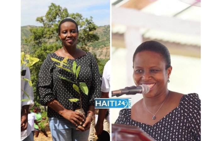 Martine Moïse appelle les femmes à investir dans l'agriculture