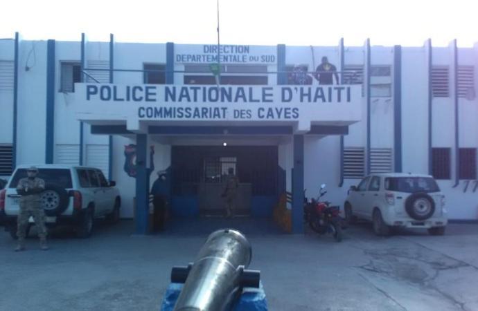 Cayes : 9 personnes sous les verrous pour trafic illicite de drogue et association de malfaiteurs