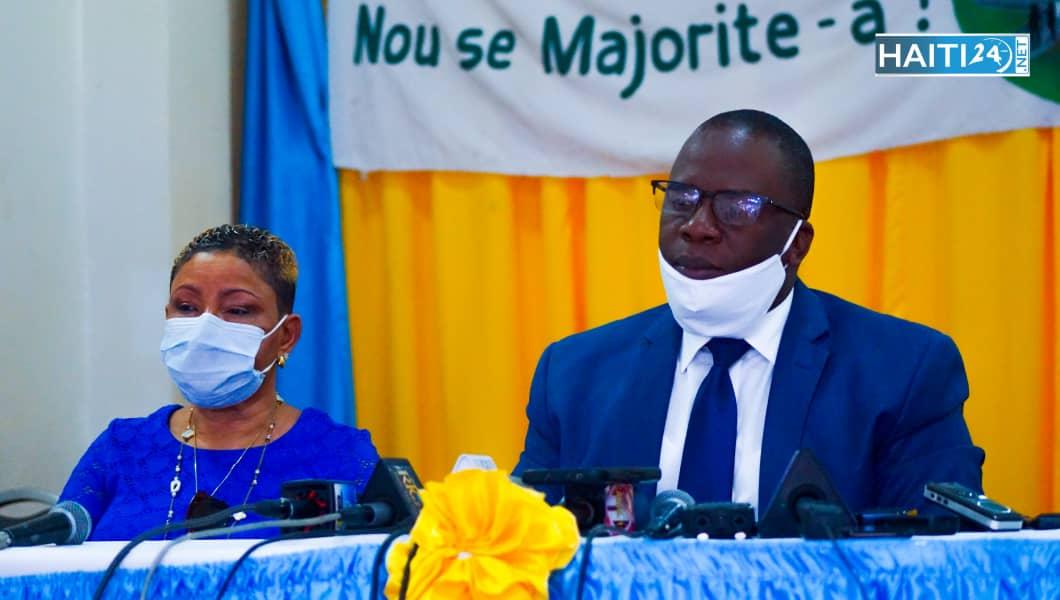 « L'autonomisation économique des femmes aide à la réduction de la violence », pense Dieudonné Lhérisson
