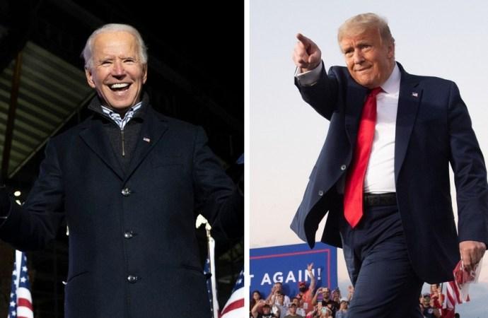 USA / ELECTIONS : Biden remporte le Wisconsin, Trump exige un recomptage