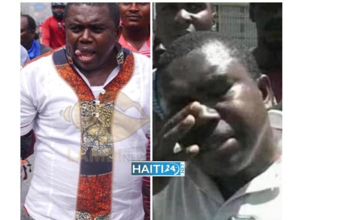 Incapable de digérer son échec, André Michel s'attaque à Haïti 24